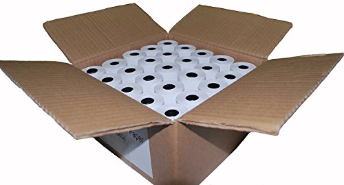 2 1/4″ x 50′ Thermal Paper 100 Rolls