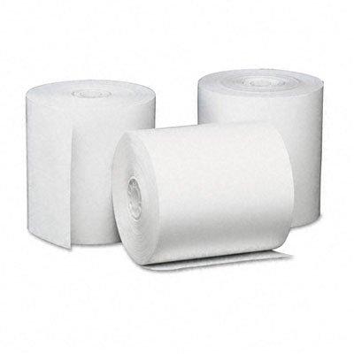 Universal Thermal Paper For Receipt Printers, 3-1/8″ X 230′ Roll, 50 per Carton UNV35763
