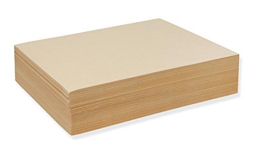 Pacon Drawing Paper,  Manila, 9″X12″, 500 Sheets