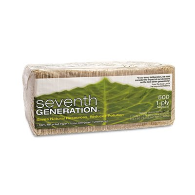 Seventh Generation, Natural Lunch Napkin 1-ply 500 count