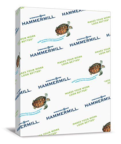 Hammermill Paper, Colors Green, 20lb, 8.5×11, Letter, 500 Sheets / 1 Ream, 103366R, Made in the USA