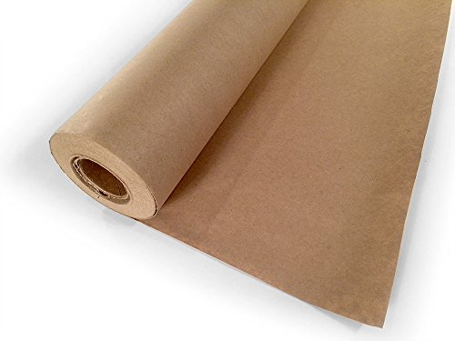 30″ x 1200″ 100ft – Kraft Paper Jumbo Roll