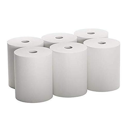 EnMotion-Compatible High Capacity Tad Paper Towels, 10 Inch Wide Rolls 6 Rolls Premium Quality