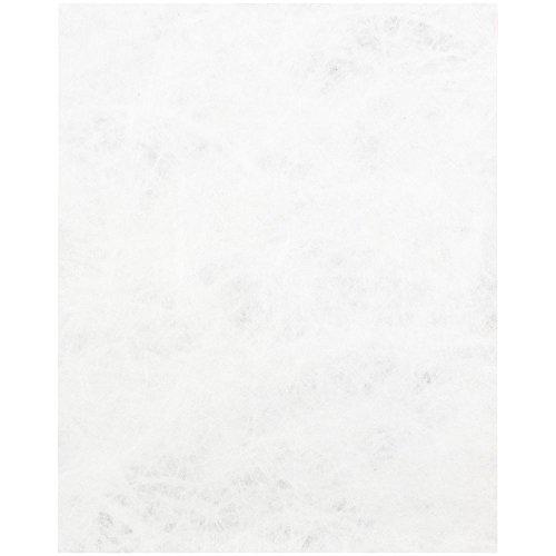 8.5 x 11 Letter – 50 Sheets/Pack – JAM PAPER Tyvek 14lb Tear-Proof Paper – White