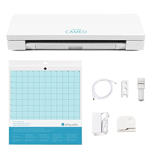 AutoBlade – Studio Software – Silhouette SILHOUETTE-CAMEO-3-4T Wireless Cutting Machine – Dual Carriage