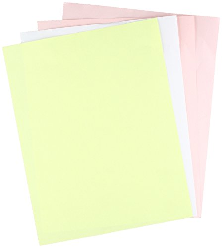 Appvion NCR Paper 3-Part Reverse Superior Carbonless Sheets NCR5900