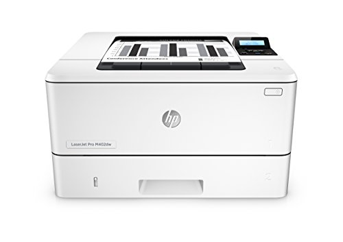 HP LaserJet Pro M402dw Wireless Laser Printer with Double-Sided Printing, Amazon Dash Replenishment ready C5F95A