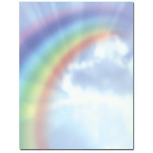 Rainbow Bright Laser & Inkjet Printer Paper