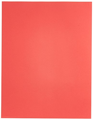 87298 – Exact Color Copy Paper, 8-1/2 x 11 Inches, 20 lb, Bright Red, Pack of 500