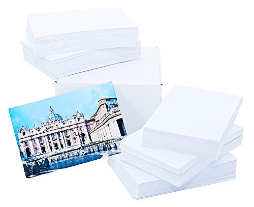 Matte Photo Paper 4″ x 6″ 500 Sheets, Double Sided, 58lbs/220gsm