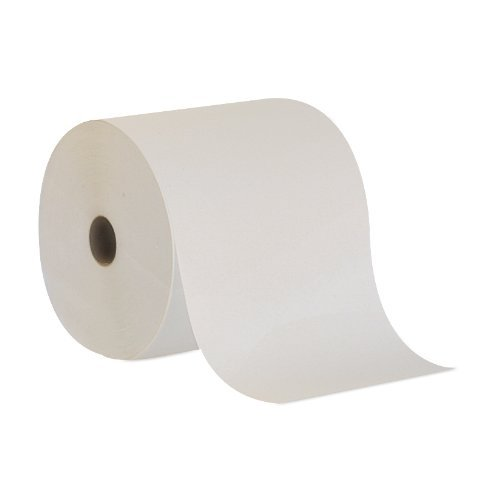 Georgia Pacific 26601 Acclaim High Capacity Roll Paper Towels, 8″ x 800′ Roll, White, Poly-bag Protected 1 Individual Roll of 800′