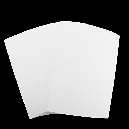 100Sheets Newbested White Watercolor Paper Cold Press Cut Bulk Pack for Beginning Artists or Students. 10 x 7 Inch 10 x 7 INCH
