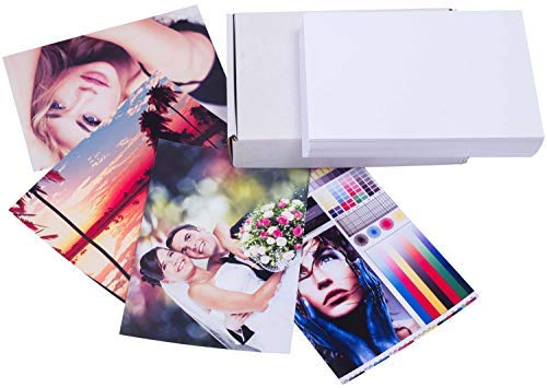 Glossy Photo Paper 4 x 6 Inches 100 Sheets 60lbs/230gsm