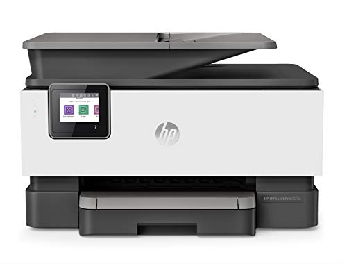 HP OfficeJet Pro 9015 All-in-One Wireless Printer, with Smart Tasks for Smart Office Productivity & Never Run Out of Ink with HP Instant Ink 1KR42A