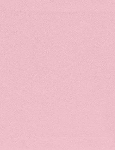 Pastel Pink 50 Qty. – 8 1/2 x 11 Paper
