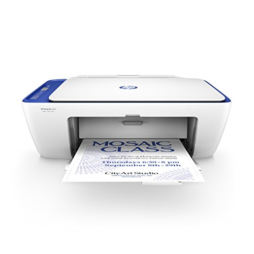 HP DeskJet 2622 All-in-One Compact Printer Blue V1N07A
