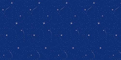 Fadeless  Bulletin Board Art Paper, Night Sky,  48″ x 12′, 1 Roll