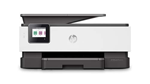 Basalt 5LJ23A – Includes 8 Months of Ink Delivered to Your Door, plus Smart Tasks for Home Office Productivity – HP OfficeJet Pro 8035 All-in-One Wireless Printer