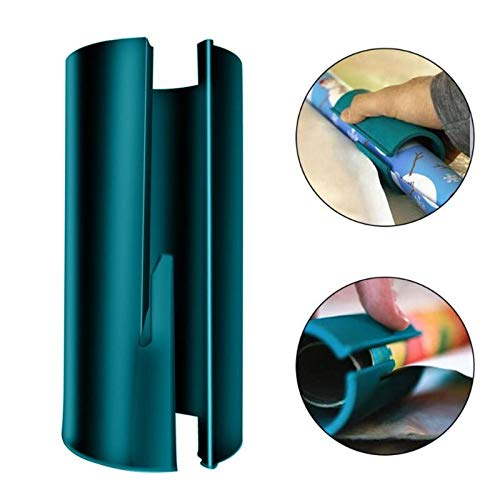 GOBEAUTY Wrapping Paper Cutter Mini Christmas Clearence Wrapping Paper Cutting Tools, Easy Quick, Creative Sliding Paper Roll Cutter, 1 Pack