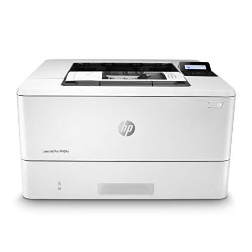 HP LaserJet Pro M404n Monochrome Laser Printer W1A52A – Ethernet Only