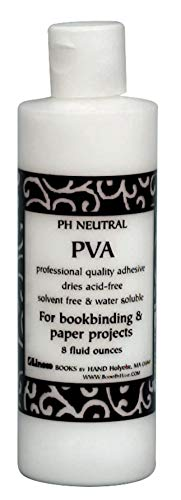 Books by Hand pH Neutral PVA Adhesive, 8oz BBHM217