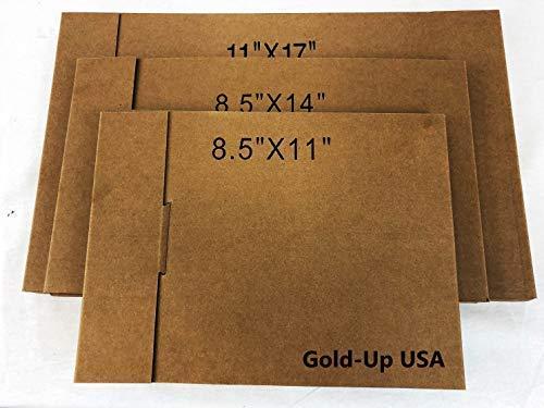 1 Pack 100 Sheets – 11 x 17 Inch Waterproof Inkjet Transparency Film for Silk Screen Printing