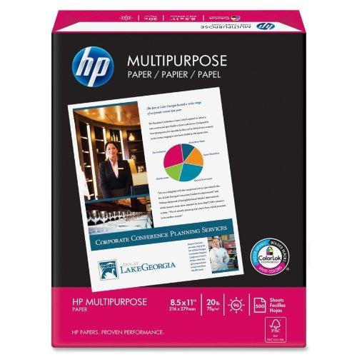 HP 112000 8-1/2″ X 11″ Multipurpose Copy Laser & Inkjet Paper