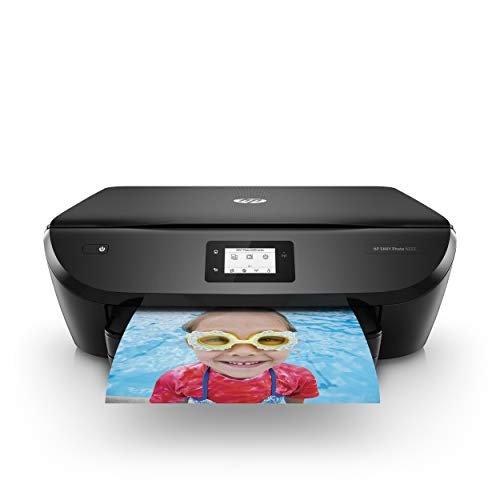 Craft software, photo paper, and supplies included K7D05A – HP ENVY Photo 6222 Wireless All-in-One Printer with Craft it! Bundle