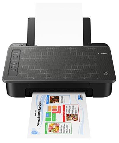 Canon TS302 Wireless Inkjet Printer, Black 2321C002