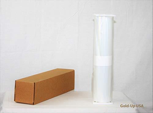 "13"" x 100′ Waterproof Inkjet Transparency Film for Silk Screen Printing- 1 Roll"