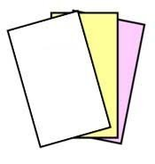 167 Sets NCR Paper, 3 Part, Legal Size Reverse Collated Carbonless Paper 501 Sheets – 3 Part NCR Item # 5902