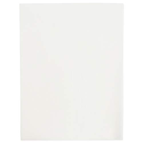 Glassine Paper Sheets 8.5 x 11 in, 100 Pack