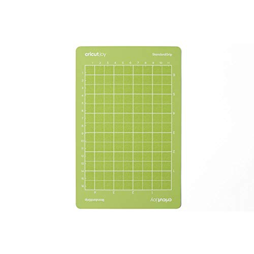 Cricut Joy StandardGrip Mat, 4.5″ x 6.5″