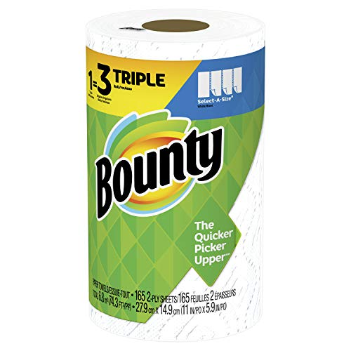 Bounty Triple Roll, 1 Count