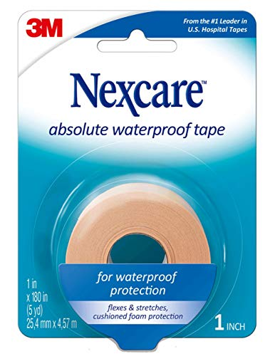 Top 6 Nexcare Waterproof Tape – First Aid Tape