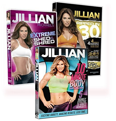 Top 7 Jillian Michaels Dvd – Sports & Outdoors