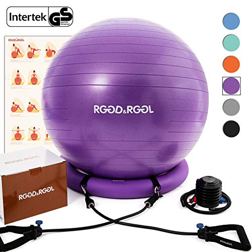 Top 9 RGGD&RGGL Exercise Ball – Exercise Ball Chairs