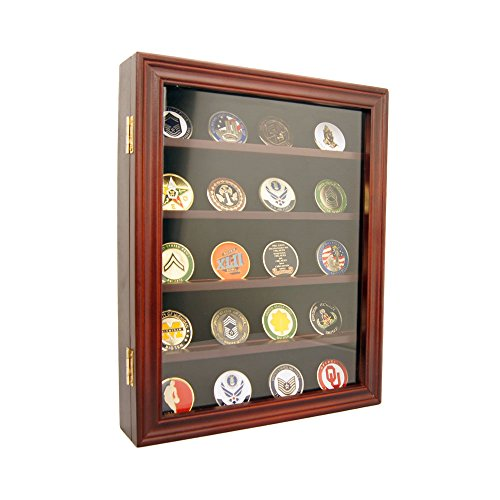 Top 9 Coin Display Case – Sports Accessories