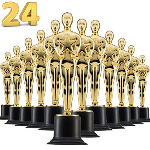 Top 10 Oscar Party Decorations – Award Trophies