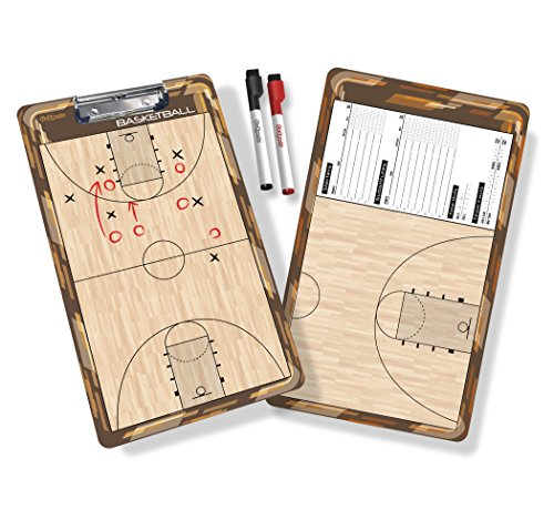 Top 9 Basketball Coaches Clipboard – Coach & Referee Marker Boards