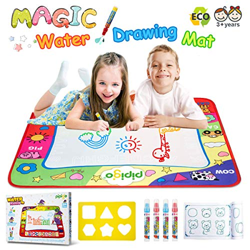 Magic Water Doodle Mats Water Drawing Mat Large 32x24in ...