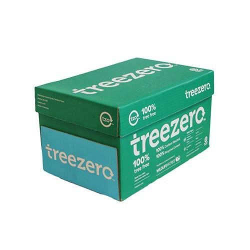 TreeZero Copy Paper, 20-LB, 8 1/2 X 11, 5000 Sheets/Carton