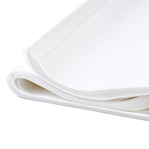 Glassine Paper Sheets for Artwork 16 x 20 in, 100 Pack