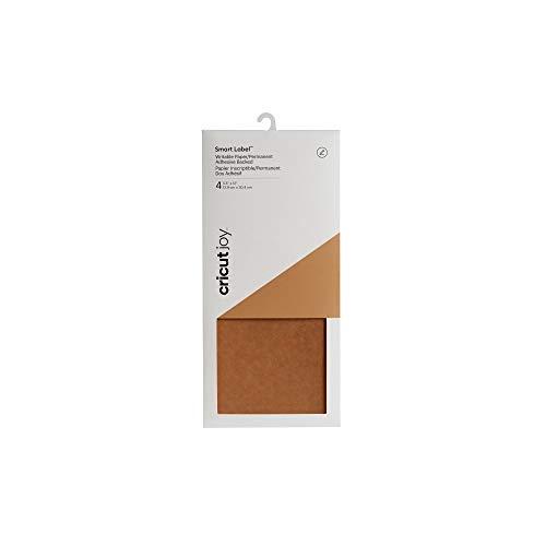 5.5″ x 12″ – Cricut Joy Smart Label Writable Paper – Craft Paper – DIY Label Making for Home Organization, Wedding Labels, Address Labels