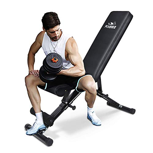 Top 10 Adjustable Bench Foldable – Strength Training Adjustable Benches
